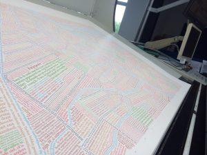 kaart ijburg amsterdam